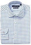 Tommy Hilfiger Mens Dress Shirt Stretch Slim Fit Check