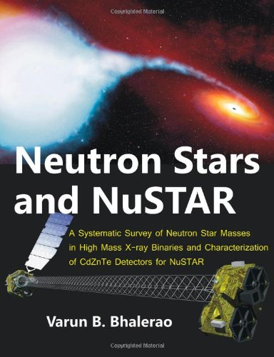 Neutron Stars And Nustar  A Systematic Survey Of Neutron Star Masses In High Mass X Ray Binaries And Characterization Of Cdznte Detectors For Nustar