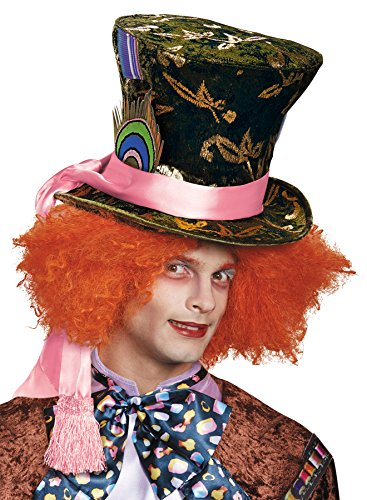 UHC Disney Mad Hatter Prestige Hat Alice Through the Looking Glass Accessory
