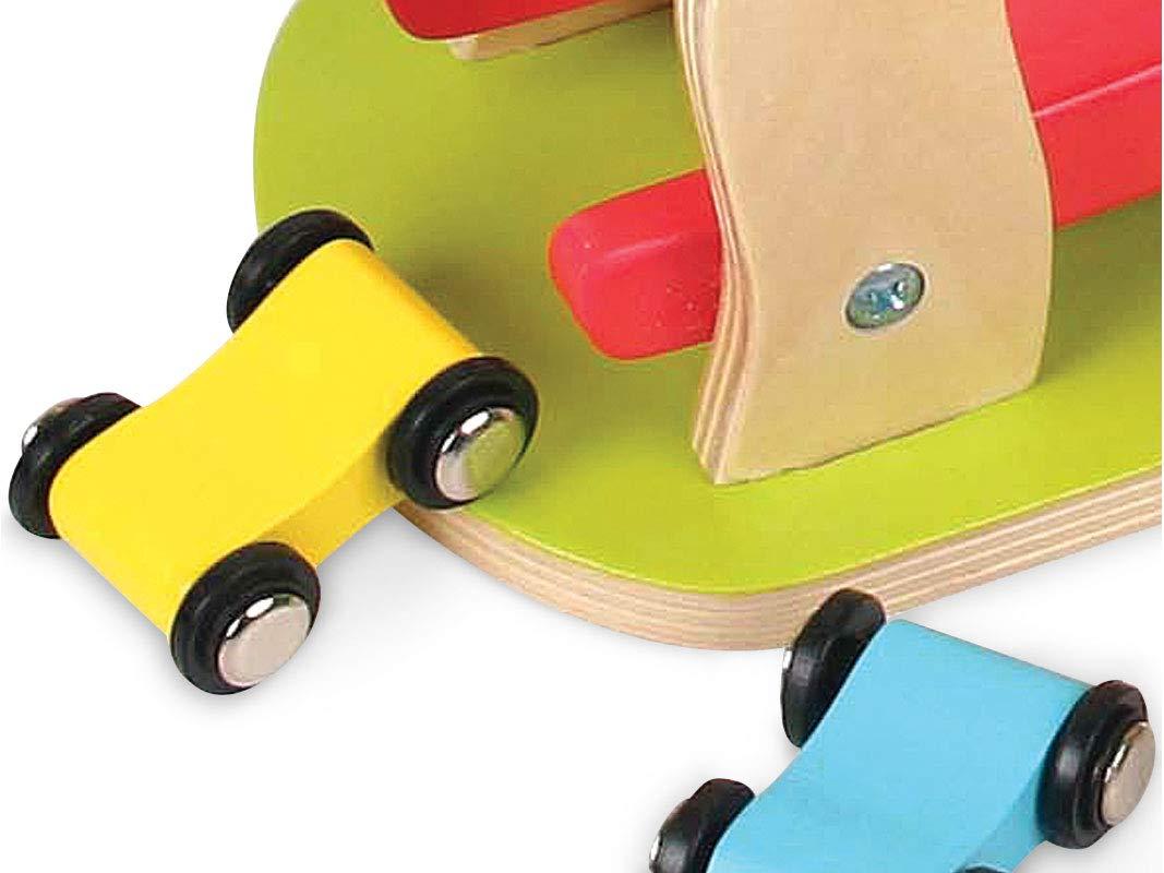 /Circuito macchinine in legno CAYRO 8103/ 28/x 22/x 10/cm