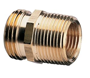 Amazoncom Nelson Brass Industrial Pipe and Hose Fitting for