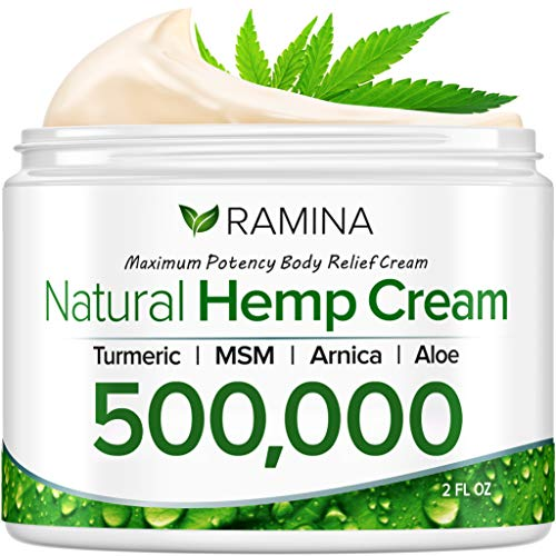 Ramina Natural Hemp Extract