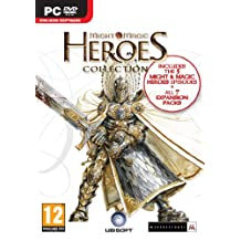 Heroes of Might and Magic Collection 1,2,3,4,5 and 7 Expansion - Standard Edition