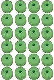 Pine Ridge Archery 100 pack Nitro Buttons Lime Green #02714