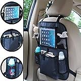 Auto Rückenlehnentasche Rücksitztasche Spielzeugtasche (Mit Tablet-Fach)
