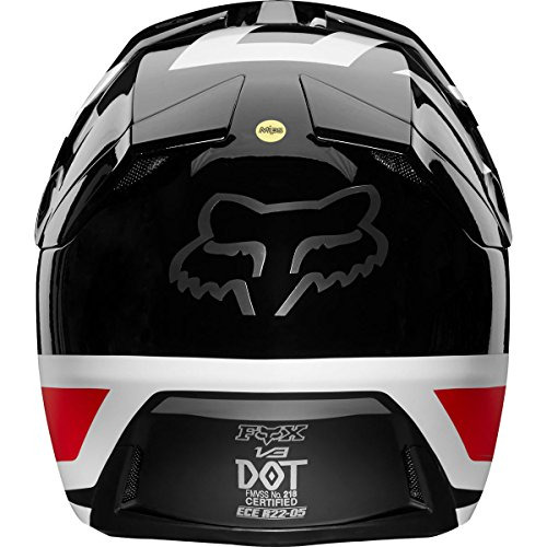 Fox Racing 2018 V3 Helmet With MIPS – Preest LE