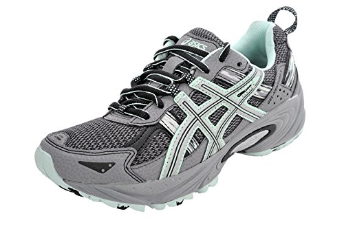 ASICS Women's Gel-Venture 5 Running Shoe (8 B(M) US, Frost Gray/Silver/Soothing Sea)