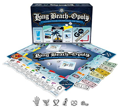 Long Beach-Opoly, Long Beach Monopoly LIMITED Edition Long Beach Opoly