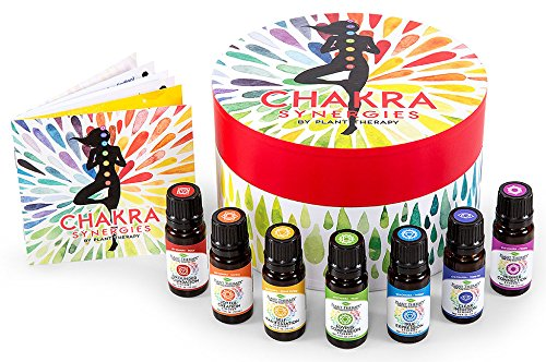 Plant Therapy Chakra Synergies Essential Oil Set Plant Therapy Essential Oils