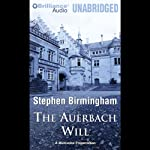 The Auerbach Will | Stephen Birmingham