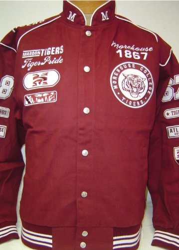 3a2ac189d Amazon.com : Big Boy Gear 3XL Morehouse College Tiger Pride ...