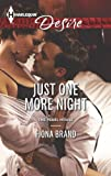 Just One More Night, Fiona Brand, 0373732988
