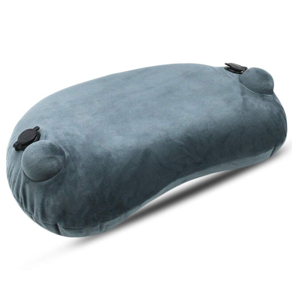 Household Products Comfortable PortablCompact Inflatable Pillow Lig Inflatable Pillows - Outdoor Portable Pillow, Travel Inflatable Pillow, nap Pillow Neck Pillow by Household Products