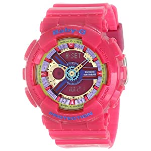 51dLiAakpZL. SS300  - G-SHOCK Women's BA-110 Baby-G Watch