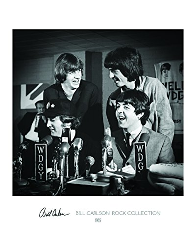 [The Beatles! In-Concert Photographic Wall Art (11
