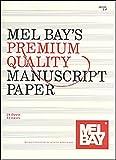 Mel Bay Premium Quality Manuscript Paper: Twelve-Stave