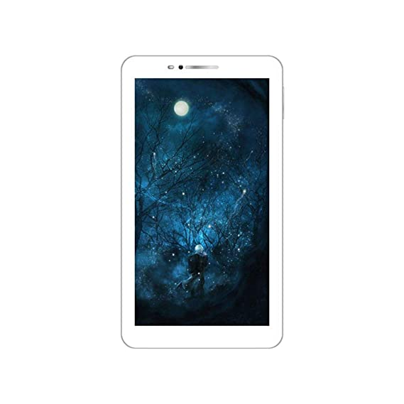 I Kall N8 Android Calling Tablet  7 inch, 3G Dual Sim, WiFi   White, 1+8  Tablets
