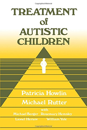 Treatment of Autistic Children