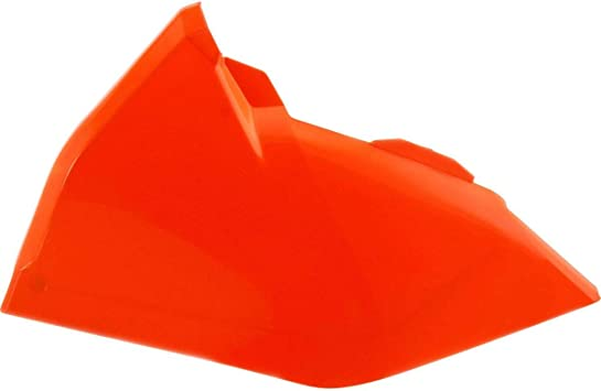 Acerbis Glide Plate for 19-20 KTM 250SX BLACK//16 Orange