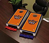 Victory Tailgate Phoenix Suns NBA Basketball Desktop Cornhole Game Set Border Version