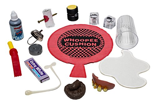 Classic Practical Jokes & Pranks – 15pc deluxe set