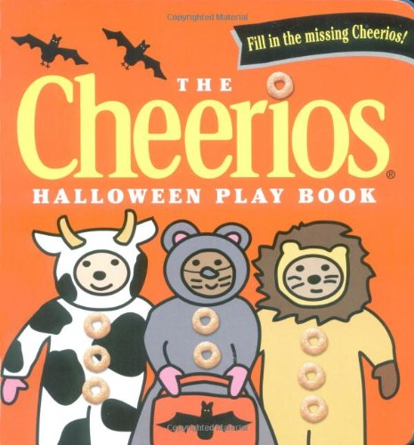 The Cheerios Halloween Play Book (Halloween Costumes In London)