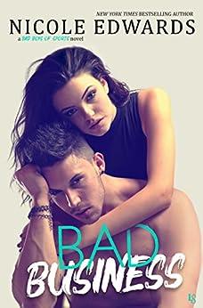 Bad Business: A Bad Boys of Sports Novel by [Edwards, Nicole]
