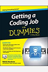Getting a Coding Job For Dummies Kindle Edition