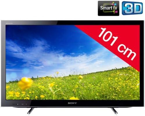 Sony televisor LED 3D kdl-40hx750 + 2 años de garantía: Amazon.es: Electrónica