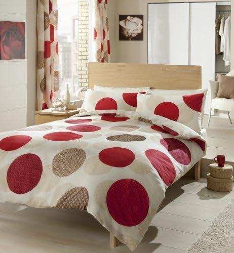 Sacco Copripiumino 200x200.Rosso Set Copripiumino Matrimoniale 2 Piazze Sacco Copripiumino