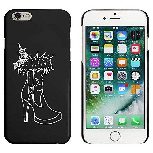 Noir 'Botte de Chaussure' étui / housse pour iPhone 6 & 6s (MC00003553)