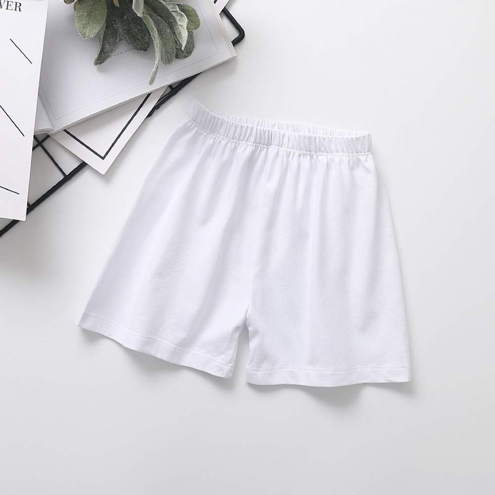 Fribro Little Girls Night Clothes Cotton Pajamas Set 3-7T