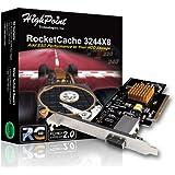 HighPoint PCI-Express 2.0 x8 External 4 Ports SSD RAID Caching Controller Card RocketCache 3244X8