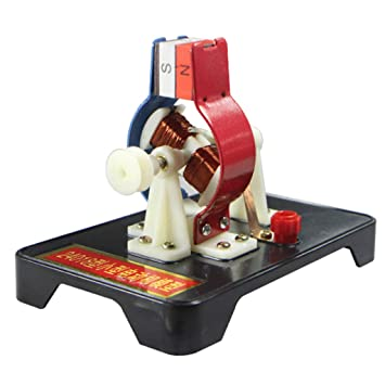 Electric Motor Model Assemble Kit Early Childhood Education