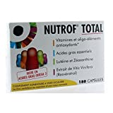 Nutrof Total 180 Capsules Dietary Supplement for Healthy Eyes by Tha