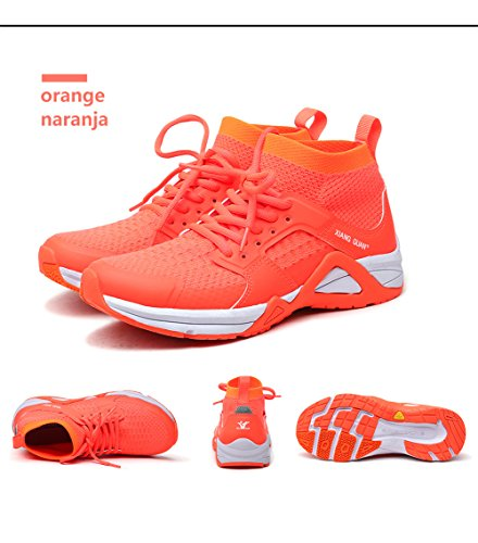 Casual Mens Sneaker Fashion Sport country amp; Orange womens Shoes Shoe Running Cross Fxgtpx