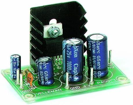 Velleman 7W Mono Audio Amplifier Kit