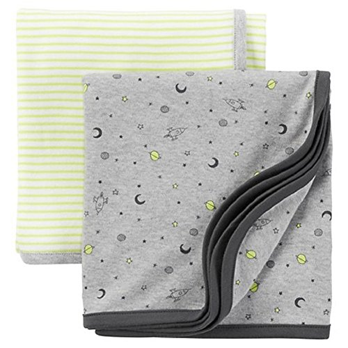 Carters Precious Firsts Swaddle Blankets