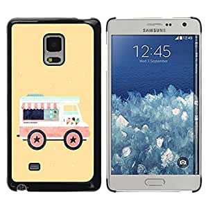 Dragon Case - FOR Samsung Galaxy Mega 5.8 - Don?¡Àt try so hard - Caja protectora de pl??stico duro de la cubierta Dise?¡Ào Slim Fit