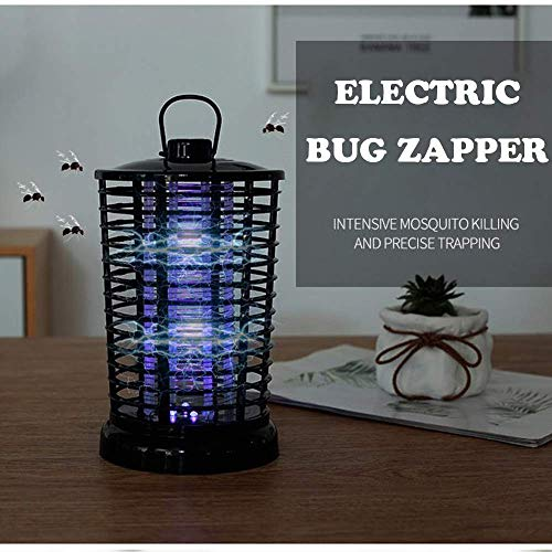 Amazon.com: Lixada Electric Bug Zapper with Hook,Portable UV ...