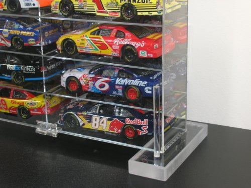 Hot Wheels Display Case Stand 1/64 scale