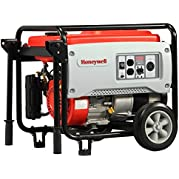 Honeywell 6150 3,250 Watt 208cc OHV Portable Gas Powered Generator (CARB Compliant) (Discontinued by Manufacturer)