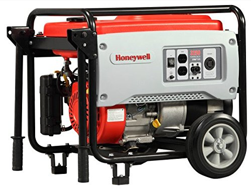 Honeywell 6150 3,250 Watt 208cc OHV Portable Gas Powered Generator (Discontinued by Manufacturer) For Sale
