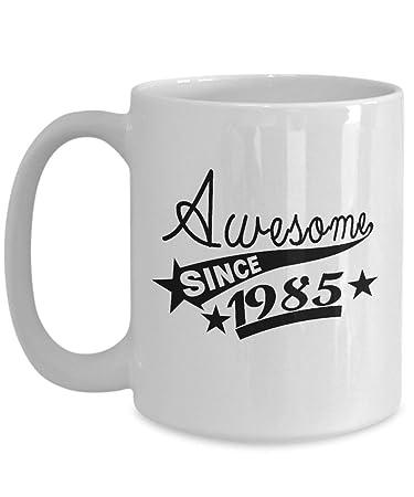 Happy 33th Birthday Mugs For Women Funny 11 Oz