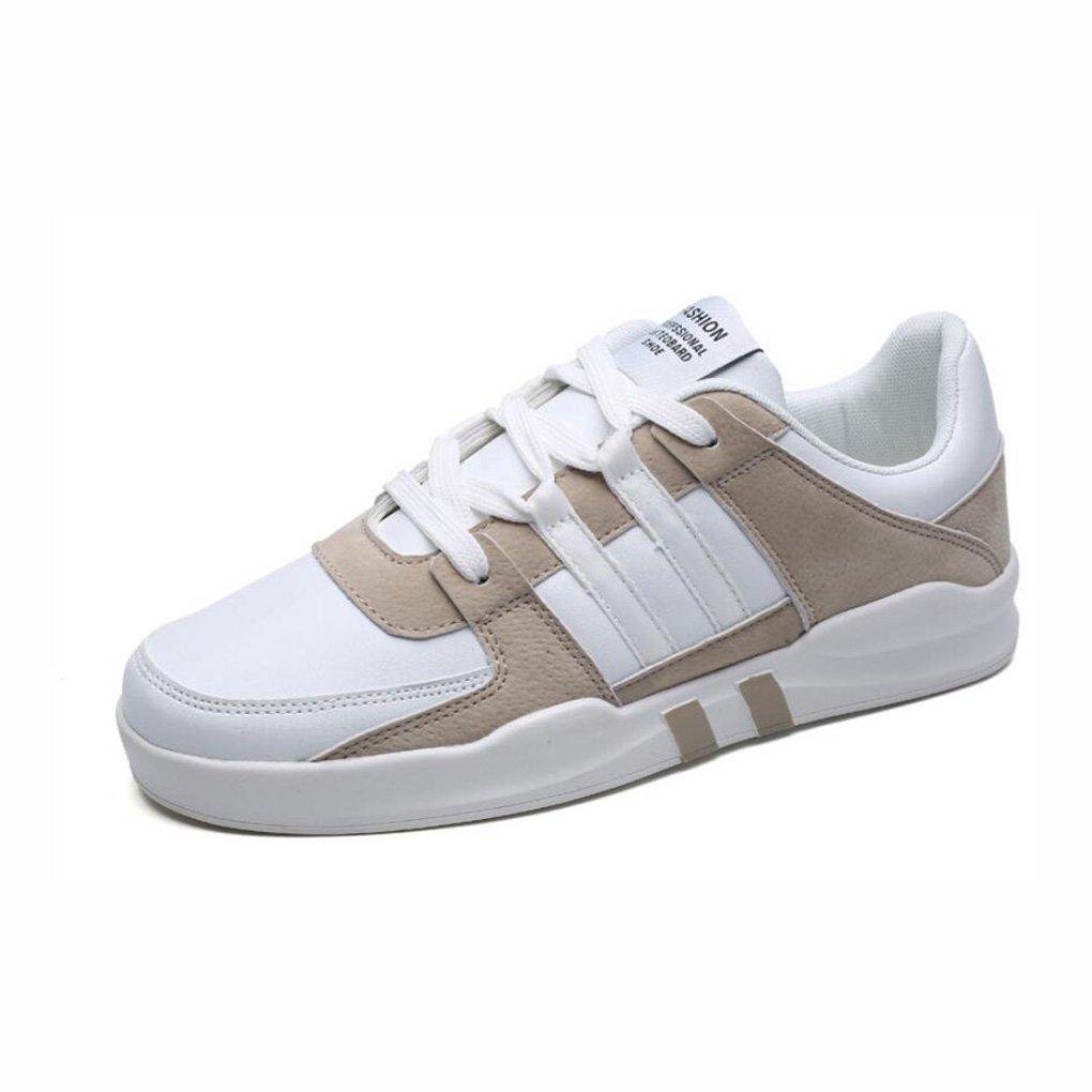 Herren Turnschuhe, Koreanische Version der Leichten Casual Herrenschuhe, Sommer Sportschuhe, Student Board Schuhe, Outdoor-Trend Wild Schuhe (Farbe : Ein, Größe : 41)