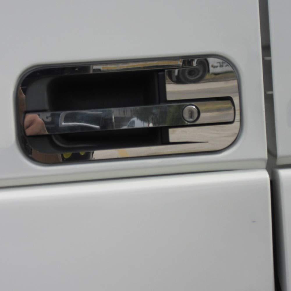 TRUCKDANET Accessoires pour Camion DAF XF 106 Euro 6 Couvre Poign/ée Lisse