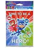American Greetings PJ Masks Party Supplies, Invitation and Thank You Card Bundle (8-Count)