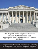 Crs Report for Congress, Pat Towell, 1293246476