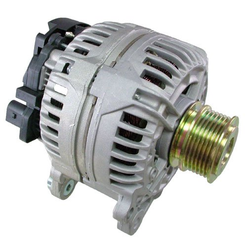 100% LActrical NEW ALTERNATOR FOR VW BEETLE TURBO S GOLF GTI JETTA WOLFSBURG EDITION 1.8 2L 90Amp *ONE YEAR WARRANTY by LActrical*
