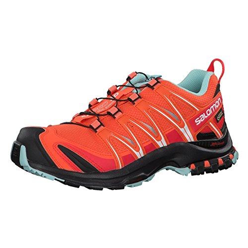 3d Trail De Blue 000 black Para Naranja canal Mujer Gtx Running W nasturtium Calzado Pro Xa Salomon qSnUwCE0w